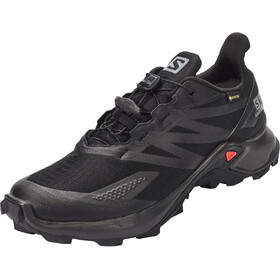 Salomon Supercross Blast GTX Sko Herrer, sort